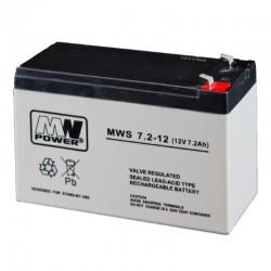 MWS akumuliatorius